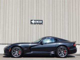 Used 2014 Dodge Viper SRT GTS-640 HORSEPOWER for sale in Etobicoke, ON