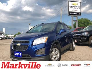 Used 2014 Chevrolet Trax LT- GM CERTIFIED PRE-OWNED-1 ONWER TRADE for sale in Markham, ON