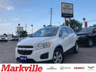 Used 2014 Chevrolet Trax LT- GM CERTIFIED PRE-OWNED-1 OWNER TRADE for sale in Markham, ON