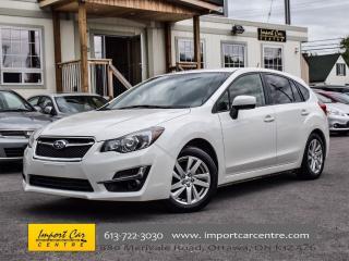 Used 2015 Subaru Impreza 2.0i BACKUP CAMERA HEATED SEATS LOW KMS!! for sale in Ottawa, ON
