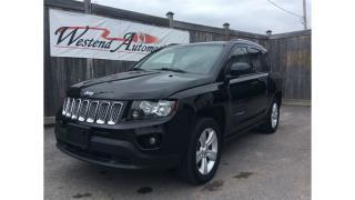 Used 2015 Jeep Compass Sport   4x4 for sale in Stittsville, ON