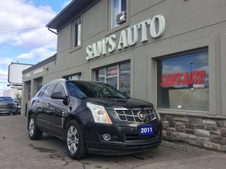Used 2011 Cadillac SRX AWD 4dr Luxury Collection for sale in Hamilton, ON