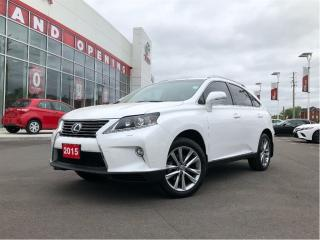 Used 2015 Lexus RX 350 Sportdesign for sale in Pickering, ON