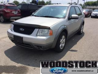 Used 2006 Ford Freestyle SEL for sale in Woodstock, ON