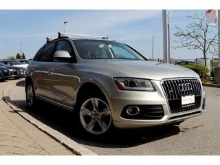 Used 2016 Audi Q5 2.0T Komfort + Heated Seats | Power Tailgate for sale in Whitby, ON