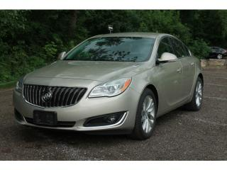 Used 2015 Buick Regal Base 2.0L Turbo | Heated Leather | CERTIFIED for sale in Waterloo, ON