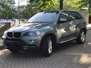 Used 2008 BMW X5 7 PASSENGER,LOCAL,NAVIGATION,AWD,LOCAL for sale in Vancouver, BC