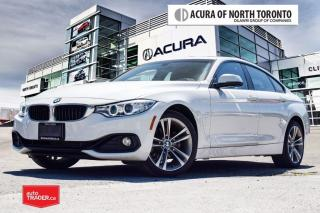 Used 2016 BMW 428i Xdrive Gran Coupe Bluetooth| Leather Interior| for sale in Thornhill, ON