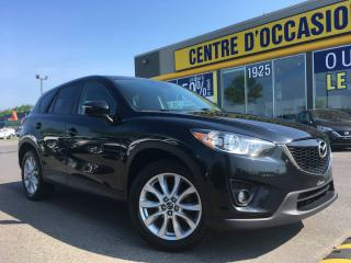 Used 2015 Mazda CX-5 GT AWD CUIR TOIT MAGS for sale in Levis, QC