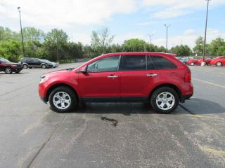 Used 2011 Ford Edge SEL AWD for sale in Cayuga, ON