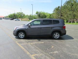 Used 2012 Chevrolet Orlando LT FWD for sale in Cayuga, ON