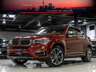 Used 2015 BMW X6 SPORT|HUD|B.SPOT|LDW|FCW|360CAM|LOADED for sale in North York, ON