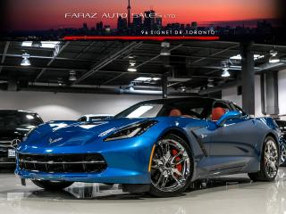 Used 2015 Chevrolet Corvette Z51 3LT|COMPETITION SEATS|HUD for sale in North York, ON