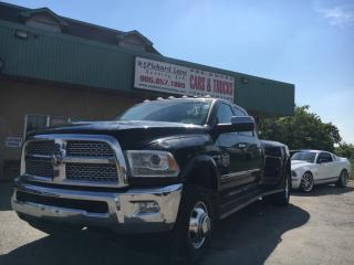 Used 2014 RAM 3500 Laramie for sale in Bolton, ON