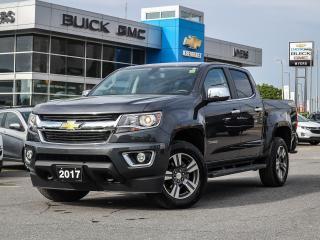 Used 2017 Chevrolet Colorado LT, 4X4, CREW CAB, NAV, BOSE SOUND, SPRAY IN for sale in Ottawa, ON