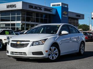 Used 2014 Chevrolet Cruze LT, REAR VISION CAMERA, AUTO, 1.4 TURBO for sale in Ottawa, ON