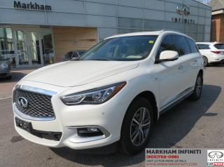 Used 2016 Infiniti QX60 Premiun Touring Tech, BSM, Bose audio, Pano Roof for sale in Unionville, ON