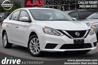 Used 2018 Nissan Sentra 1.8 SV for sale in Ajax, ON