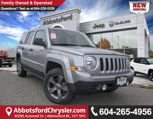 Used 2016 Jeep Patriot Sport/North *ACCIDENT FREE* *LOCALLY DRIVEN* for sale in Abbotsford, BC