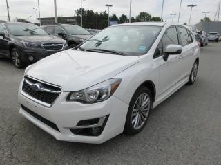 Used 2016 Subaru Impreza 5Dr Limited Pkg at w/Tech NAVIGATION - SUNROOF - HEATED SEATS for sale in Vancouver, BC