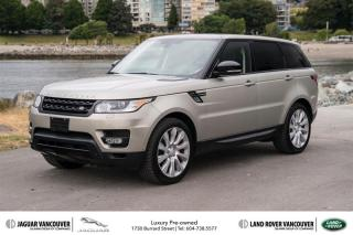 Used 2014 Land Rover Range Rover Sport V8 Supercharged Dynamic (2) *SALE ON NOW! for sale in Vancouver, BC