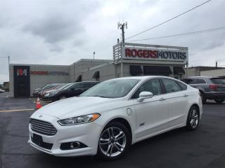 Used 2015 Ford Fusion TITANIUM - NAVI - SUNROOF - REVERSE CAM for sale in Oakville, ON