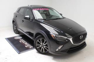 Used 2016 Mazda CX-3 AWD for sale in Mascouche, QC