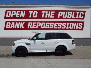 Used 2013 Land Rover Range Rover Autobiography for sale in Etobicoke, ON