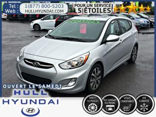 Used 2017 Hyundai Accent Se T.ouvrant for sale in Gatineau, QC