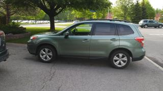 Used 2014 Subaru Forester 2.5 I with Eyesight for sale in Orleans, ON
