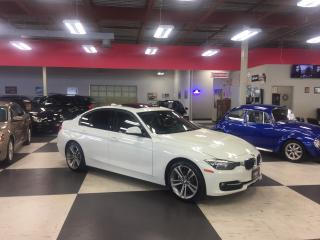 Used 2014 BMW 320i 320I XDRIVE SPORT PKG AUTO LEATHER SUNROOF 90K for sale in North York, ON