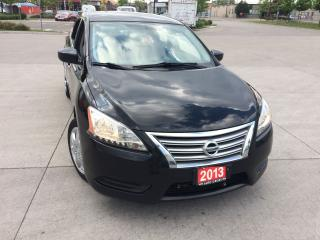 Used 2013 Nissan Sentra 4 Door, Auto, Low Km, 3/Y warranty available for sale in North York, ON