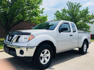 Used 2011 Nissan Frontier SV Super Cap for sale in Mississauga, ON