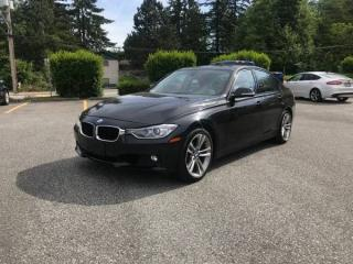 Used 2014 BMW 3 Series 328i xDrive for sale in Surrey, BC
