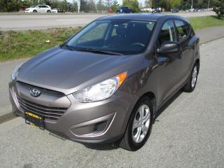 Used 2011 Hyundai Tucson GLS for sale in Surrey, BC