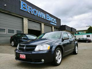 Used 2008 Dodge Avenger SXT for sale in Surrey, BC