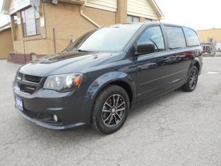 Used 2014 Dodge Grand Caravan SXT Navigation DVD Black Top Edition 82,000KMs for sale in Etobicoke, ON