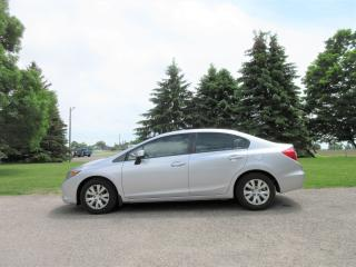 Used 2012 Honda Civic LX for sale in Thornton, ON