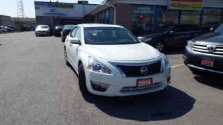 Used 2014 Nissan Altima 2.5 SL/SUNROOF/PUSH BUTTON START/IMMACULATE$15900 for sale in Brampton, ON