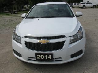 Used 2014 Chevrolet Cruze cloth for sale in Ailsa Craig, ON