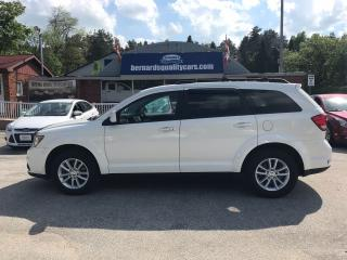 Used 2014 Dodge Journey SXT for sale in Flesherton, ON