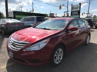 Used 2011 Hyundai Sonata GL l Bluetooth l No Accidents l Heated Seats for sale in Waterloo, ON