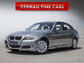 Used 2009 BMW 3 Series 323i**LEATHER, BLUETOOTH, ALLOW WHEELS* for sale in Caledon, ON