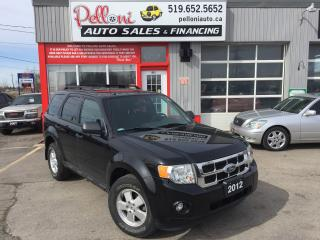 Used 2012 Ford Escape XLT V6 for sale in London, ON
