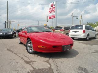Used 1997 Pontiac Trans Am Formula AUTO LOW KM 72906KM NO RUST A/C SAFETY PW for sale in Oakville, ON