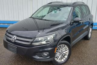 Used 2016 Volkswagen Tiguan TSI Special Edition 4MOTION for sale in Kitchener, ON