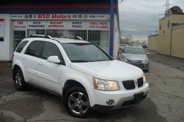 2008 Pontiac Torrent GT  DVD  ALLOY