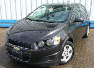 Used 2014 Chevrolet Sonic LS *AUTOMATIC* for sale in Kitchener, ON