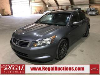 Used 2008 Honda Accord for sale in Calgary, AB