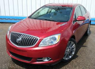 Used 2012 Buick Verano *LEATHER-HEATED SEATS* for sale in Kitchener, ON